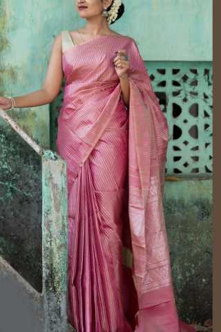 Marvellous Partywear Soft Silk Saree - CD156