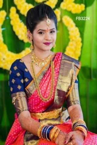 Adorable Pink Color Soft Silk Designer Saree - CND2011