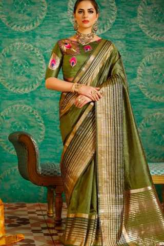 "Flawless Wedding Wear Soft Silk Saree For Women 30"""
