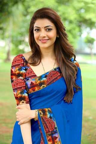 Royal Blue Colored Chanderi Cotton Designer Saree With Banglory Silk Bloluse - DVD1042N