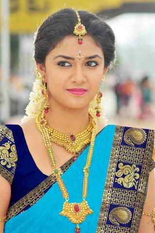 Cyan Colored Blue Border Vichitra Silk Saree With Blouse - DVD1108C