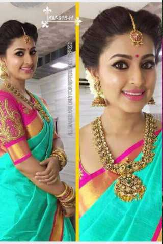 Charming Cyan Colored Designer Wear Chanderi Silk Saree With Heavy Blouse - DVDSKM916A