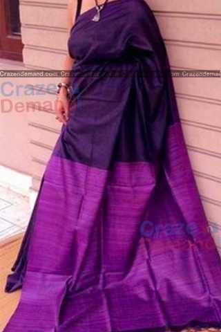 Lovely Multi Colored Designer Soft Silk Navratri Special Saree - CD276