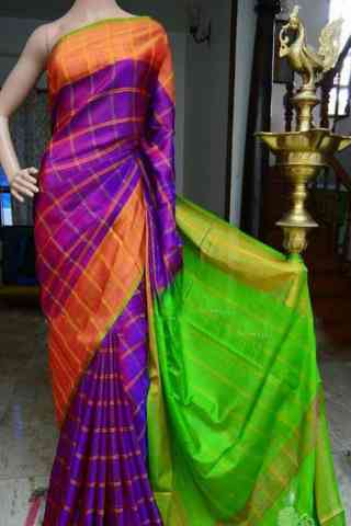 Glorious Multi Color Soft Silk Designer Sarees - cnd902