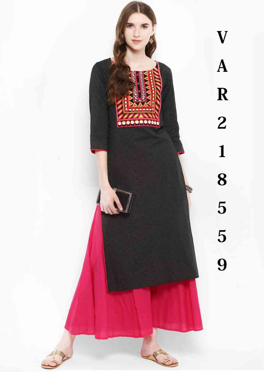 Women multi color Kurta KFF