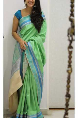 Latest Multi Color Soft Silk Designer Sarees - SB1275  30""