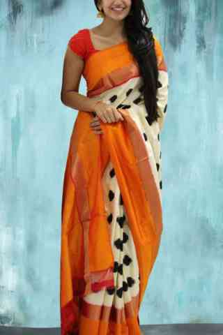 Artistic Multi Color Soft Silk Designer Sarees-SB628  30""