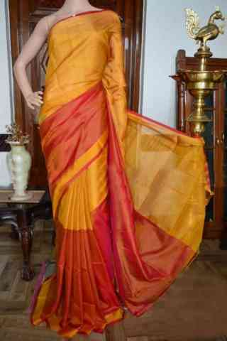 Charming Yellow Color Soft Silk Designer Sarees - SB924