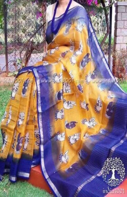 Attractive Multi Color Soft Silk Designer Sarees-SB633